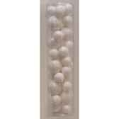 30 perles blanc peha tr 22485