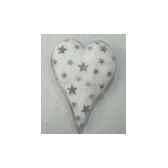 fig a susp coeur 25cm blanc peha tr 28725