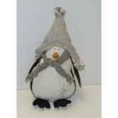 fig a susp pingouin 25cm blanc peha tr 29740