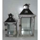 2 lanternes a renne peha tr 30136