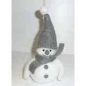 fig a susp bonhomme neige 14cm peha tr 30145