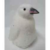 pingouin 22cm blanc peha tr 32230