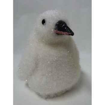 Pingouin 16cm blanc Peha -TR-32235