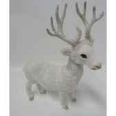 renne 21 cm blanc peha tr 32260