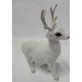 renne 16cm blanc peha tr 32265