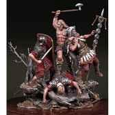 figurine ensemble les barbares sont la sg s13