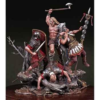 Figurine - Ensemble Les Barbares sont là ! - SG-S13