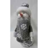 bonhomme de neige 35cm peha tr 34315