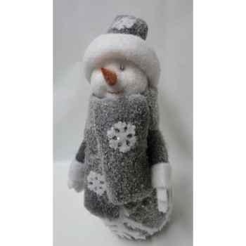 Bonhomme de neige 35cm Peha -TR-34315