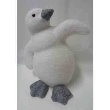 Pingouin 37cm blanc Peha -TR-36210