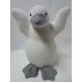 pingouin 34cm blanc peha tr 36215