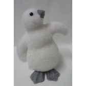 pingouin 30cm blanc peha tr 36230