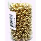 chaine perles 8mmx5m or brillant peha bs 35106