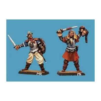 Figurine - Barbares  2  - CA-029