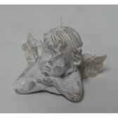 bougie ange 75cm blanc peha c10500