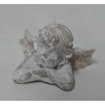 Bougie ange 7,5cm blanc Peha -CL-10500