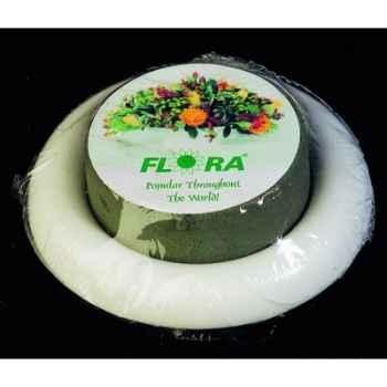 4 coupes a de mousse florale 12cm Peha -FL3042-4
