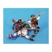 figurine chevalier desarconne ca 036