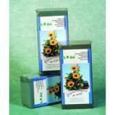 mousse florale bloc 200x100x70mm scelle peha f3002