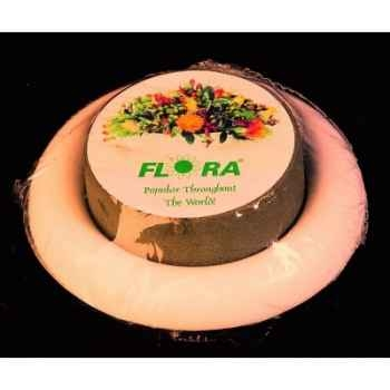 Coupe mousse florale dor 12cm extra seal Peha -FL-4042