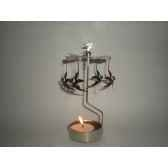 mobile chandelier anges 135cm peha gf 76105