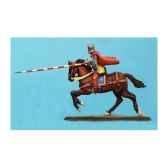 figurine chevalier dans un tournoi i ca 009