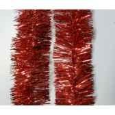 guirlande 9cmx6m rouge peha g40460