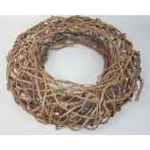 couronne 60cm marron peha gr 90500