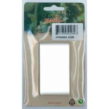 Ruban 40mmx3m blanc en carte Peha -HT024002