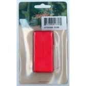 ruban 16mmx3m rouge 2 recueils carte peha ht101502