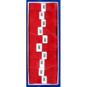 Ruban 25mmx3m rouge Peha -HT102501