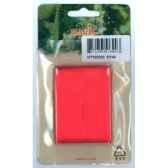 ruban 25mmx3m rouge 2 recueils carte peha ht102502