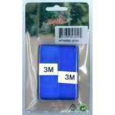 ruban 25mmx3m bleu 2 recueils carte peha ht162502