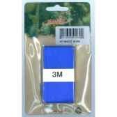 ruban 40mmx3m bleu en carte peha ht164002