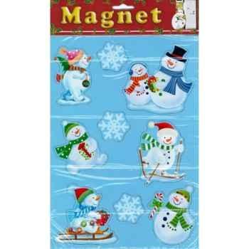 Magnet bonh de neige 28,5cm Peha -RD-50415