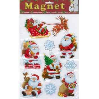 Magnet père noel 28,5cm Peha -RD-50430