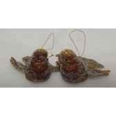 fig a susp oiseau 95cm set 2 marron f peha tr 13794