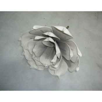 Pique 30cm fleur noir Peha -TR-22620