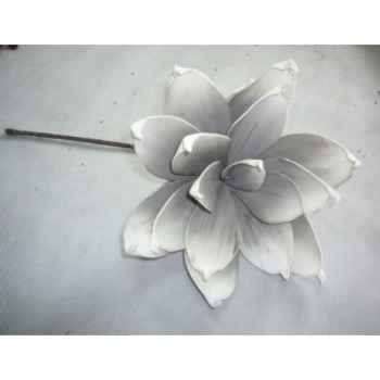 Pique 50cm fleur gris Peha -TR-22635