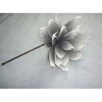Pique 50cm fleur noir Peha -TR-22640