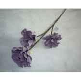 pique 97cm fleurs violet peha tr 22655