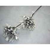 pique 90cm fleurs noir peha tr 22680