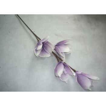 Pique 92cm fleurs violet fonce Peha -TR-22710