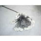 pique 78cm fleurs gris peha tr 22715