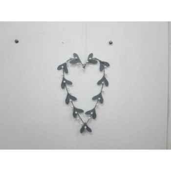 Fig a susp coeur metal 23,5cm Peha -TR-29355