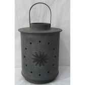 lanterne bois 335cm gris peha tr 29435