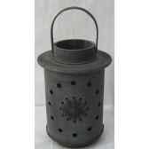 lanterne bois 225cm gris peha tr 29445