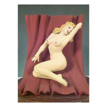 Figurine - Le rêve de Marilyn - G-032