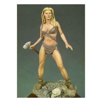 Figurine - Fille Jurassique   - G-036