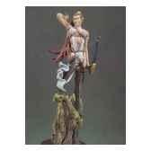 figurine archer elfe g 039